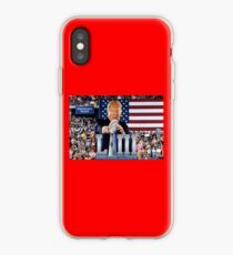 Super State of the Union Address iPhone Case
