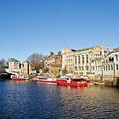 York, UK by John (Mike)  Dobson