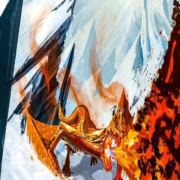 fwc 5554 Fantasy   Dragon by fwc-usa-company