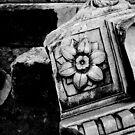 Roman ruins by Christine Oakley