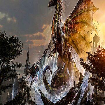 fwc 5561 Fantasy   Dragon by fwc-usa-company