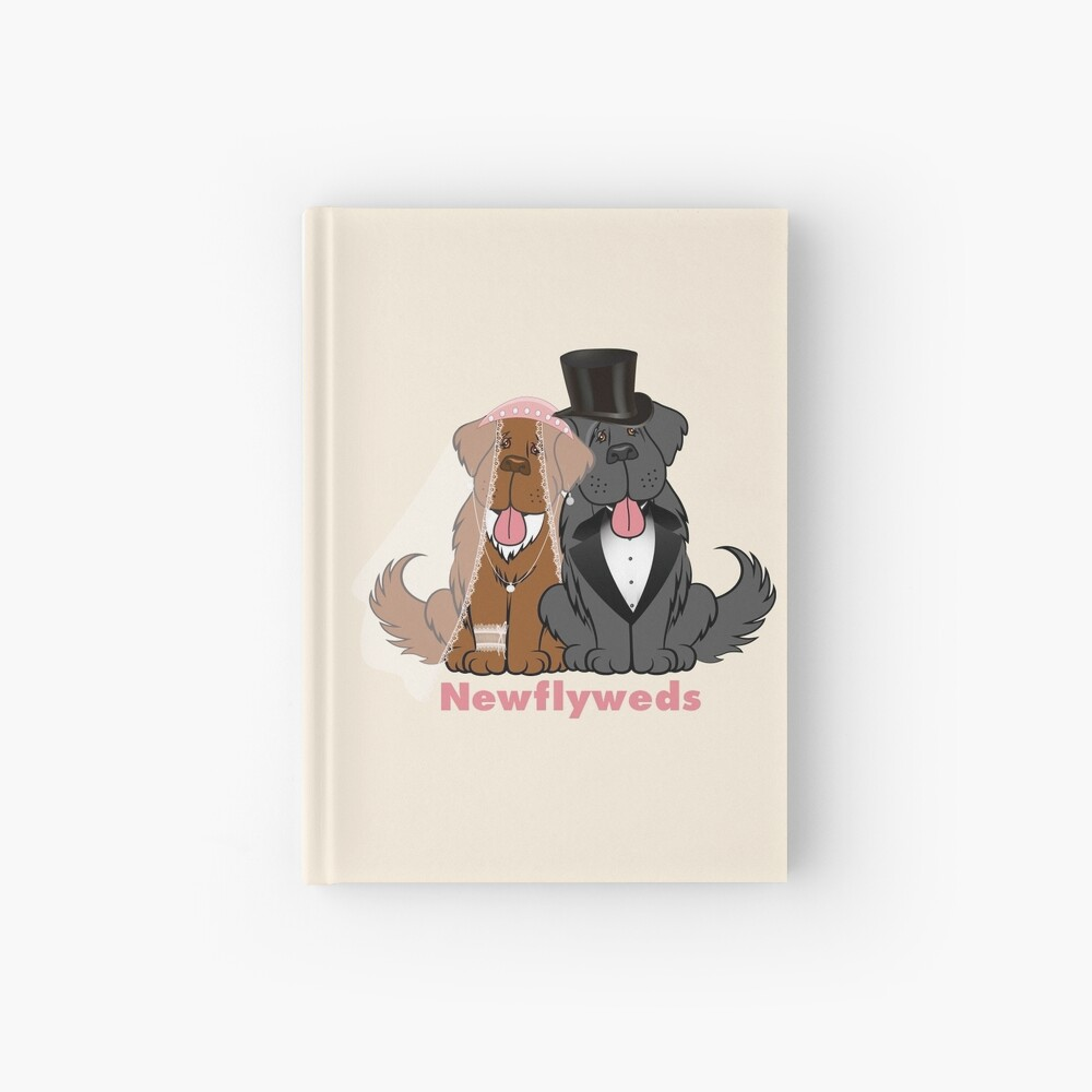Newflyweds Hardcover Journal