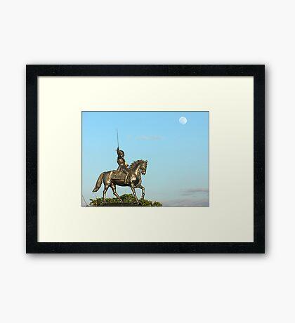 Chatrapati Shivaji Framed Print