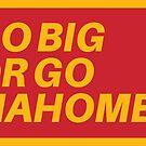 Go Big or Go MaHOMEs by Shayli Kipnis