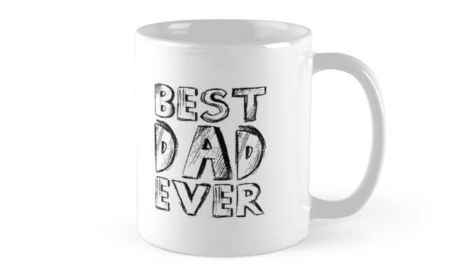 Best Dad Ever Gift by cadcamcaefea