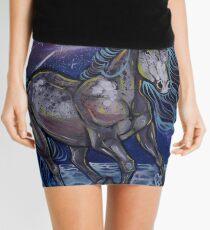 """""""Galaxy Gallop"""" Mini Skirt"""