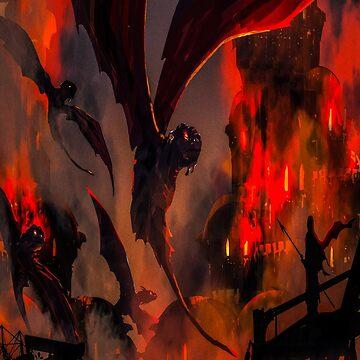 fwc 5567 Fantasy   Dragon by fwc-usa-company