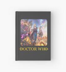Cuaderno de tapa dura Dr. quien