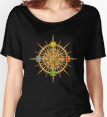 XBOX Gamer's Compass - Adventurer Women's Relaxed Fit T-Shirt