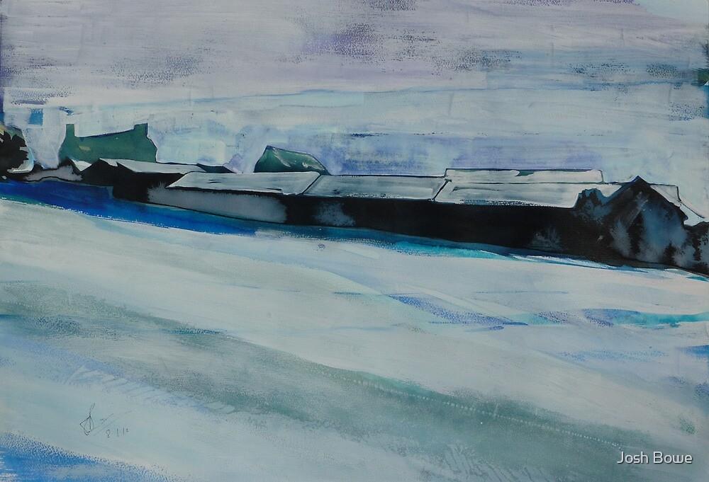 Lower Trewylan Winter 2010(Jan) by Josh Bowe