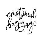 Emotionales Gepäck von kjanedesigns