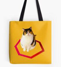 cat trap Tote Bag