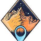 Mountain by intueri