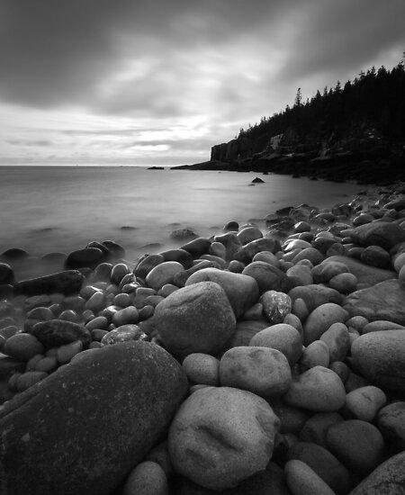 Otter Cliffs by Patrick Downey