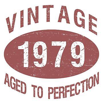 1979 Vintage Birthday by thepixelgarden