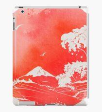 Japanese View (Hokusai & Mont Fuji) iPad Case/Skin