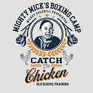 Mighty Mick's Boxing Camp by alhern67