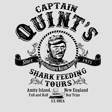 Quint's Shark Feeding Tours  by alhern67
