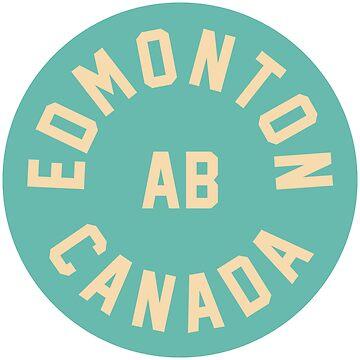 Edmonton - Alberta - Canada by JamesShannon