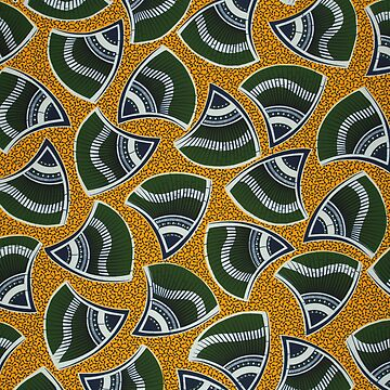 African Print Fabric by surrealitee