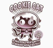 Cookie Cat Parody Kids Tee