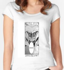 Goblin Slayer Souka Women's Fitted Scoop T-Shirt