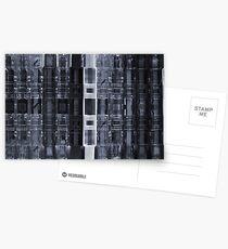 Audio Cassettes Collection Postcards