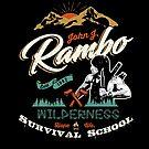 Rambo Wilderness Survival School by alhern67