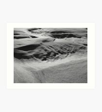 Sandscape Art Print