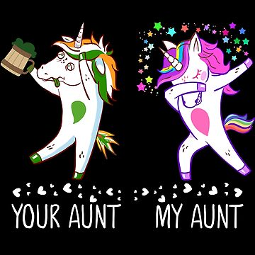 Your Aunt My Aunt  by FutureInTheAir