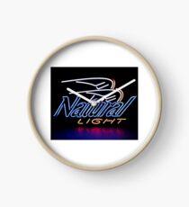 Natural Light Clock