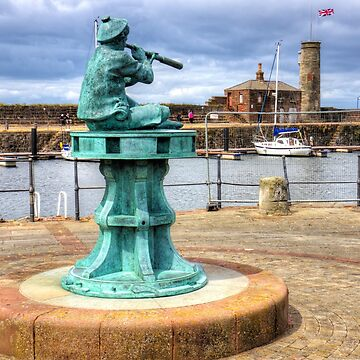 Boy on a Capstan by tomg
