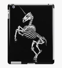 Unicorn Skeleton iPad Case/Skin