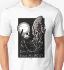 Can You Hear Me Now Parody T-Shirt
