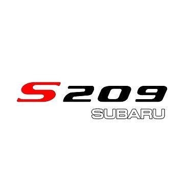 S209 Subaru by roccoyou