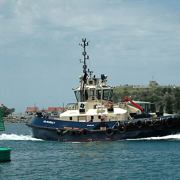 Tug PB Murray, Newcastle, NSW 2019 by muz2142