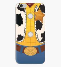 Vinilo o funda para iPhone Estuche de vaquero