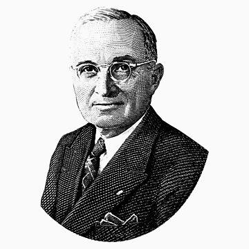 El presidente Harry Truman Graphic de warishellstore