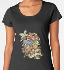 GAME OF THRONES Frauen Premium T-Shirts