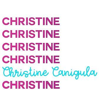 Be More Chill: Christine Canigula by broadway-island