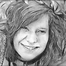 Janis Joplin by Michael Todd