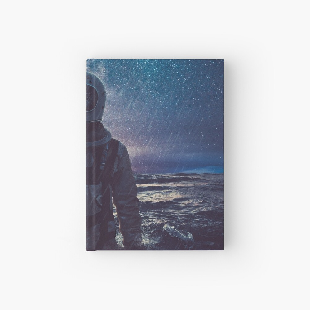 Stranded Hardcover Journal