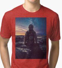 Stranded Tri-blend T-Shirt