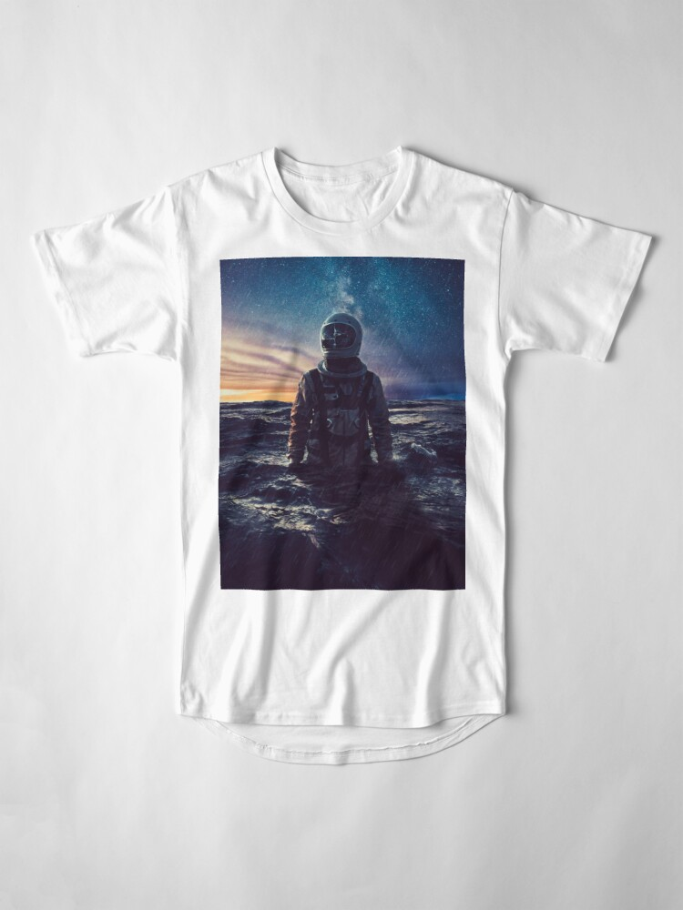 Alternate view of Stranded Long T-Shirt