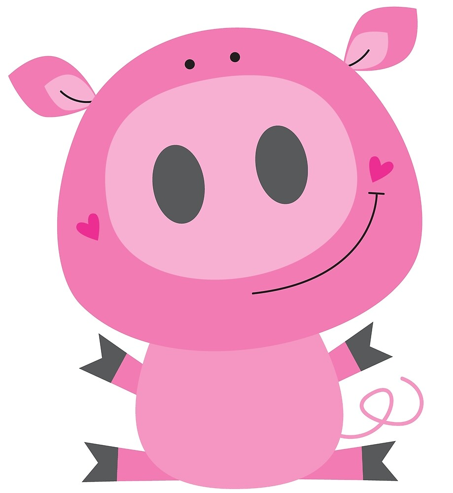 Cutie pig by fromthepond