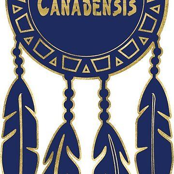 CAMP CANADENSIS DREAM CATCHER, CAMP CANADENSIS STICKER by dddesignsnj