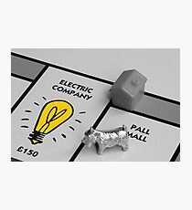Monopoly Photographic Print