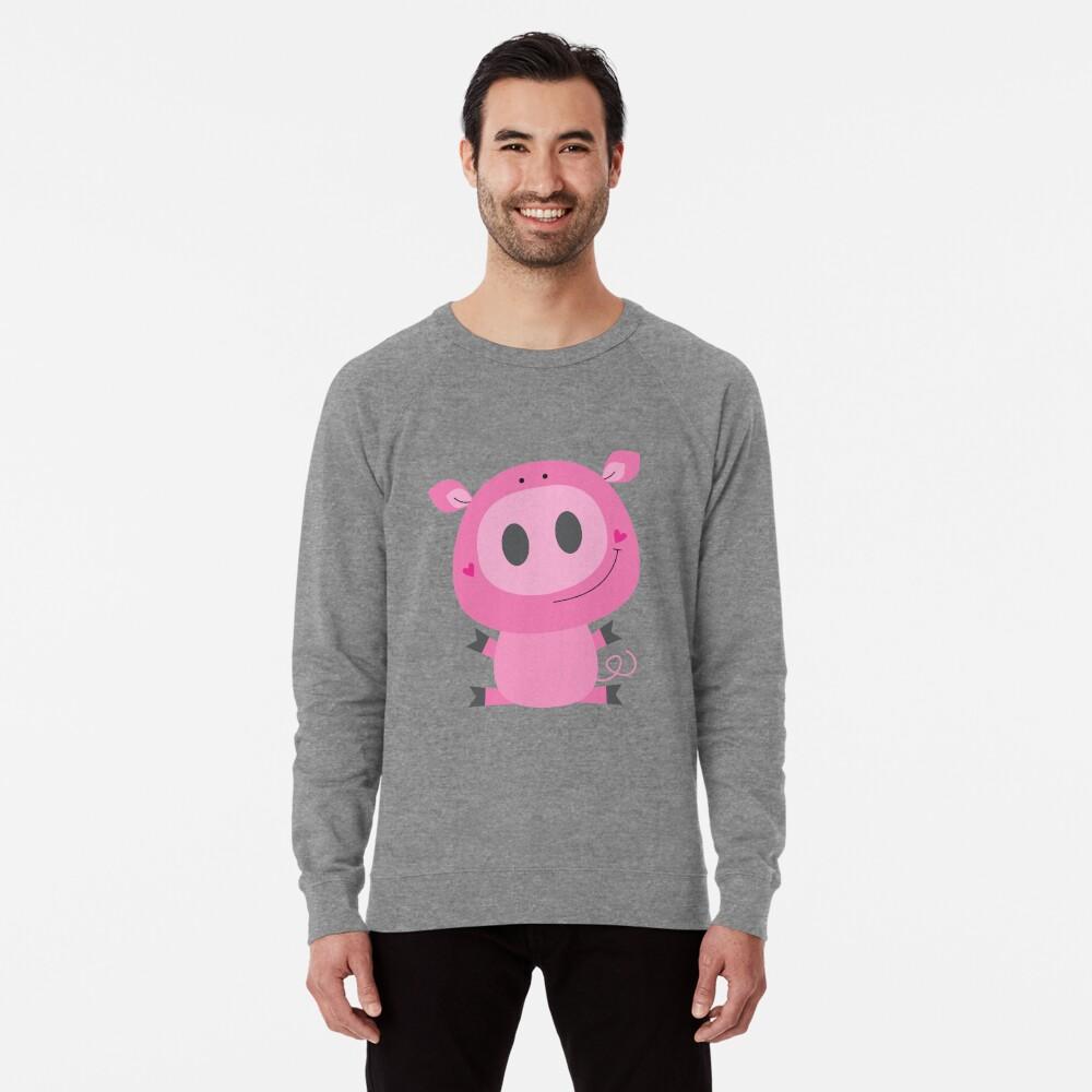 Cutie pig Lightweight Sweatshirt