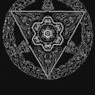 Metatron's Offering by Diamondink