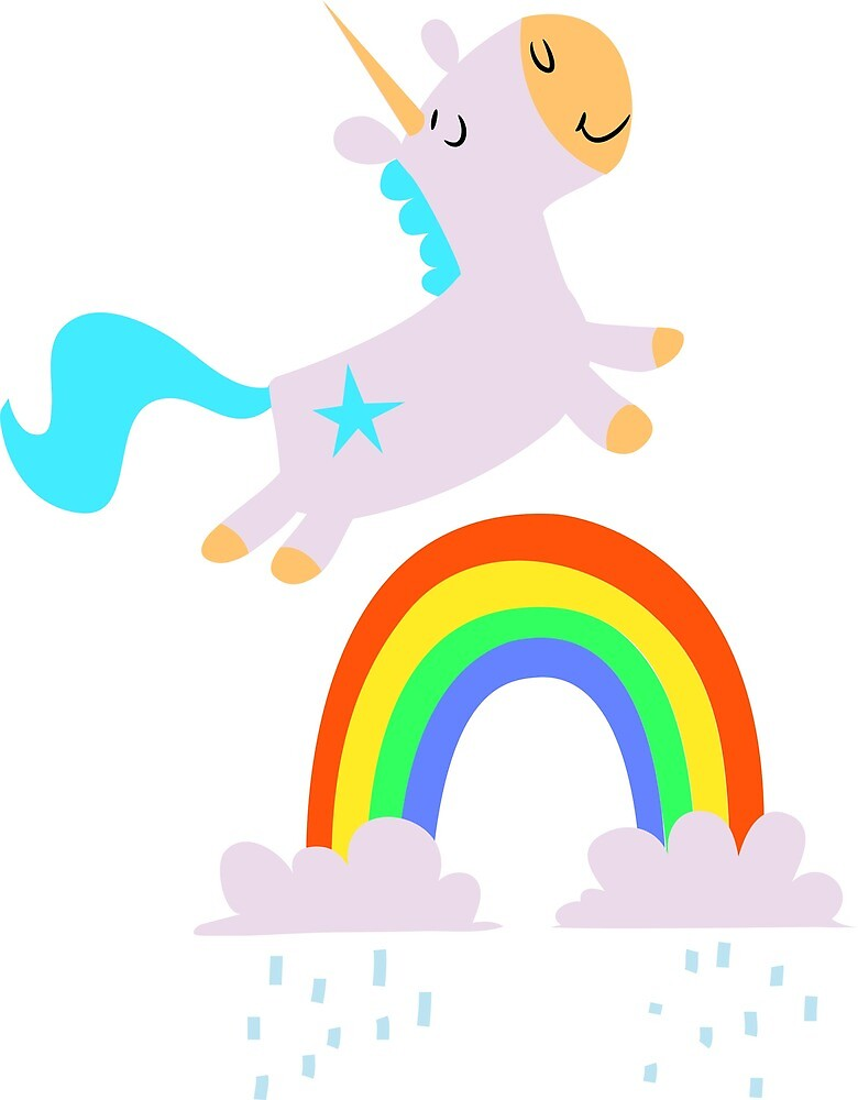 Rainbow Unicorn by Andy Griffiths